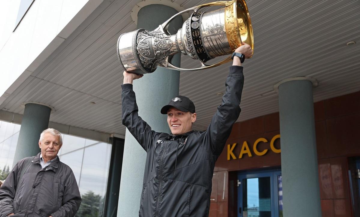 Алексей Потапов: «Победу я посвящаю юбилею своего города»