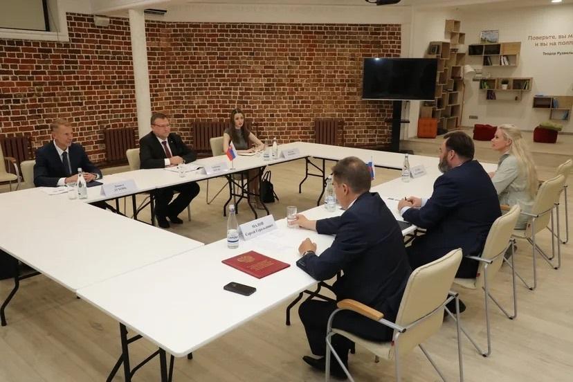 Нижегородская область планирует развивать сотрудничество соСловакией