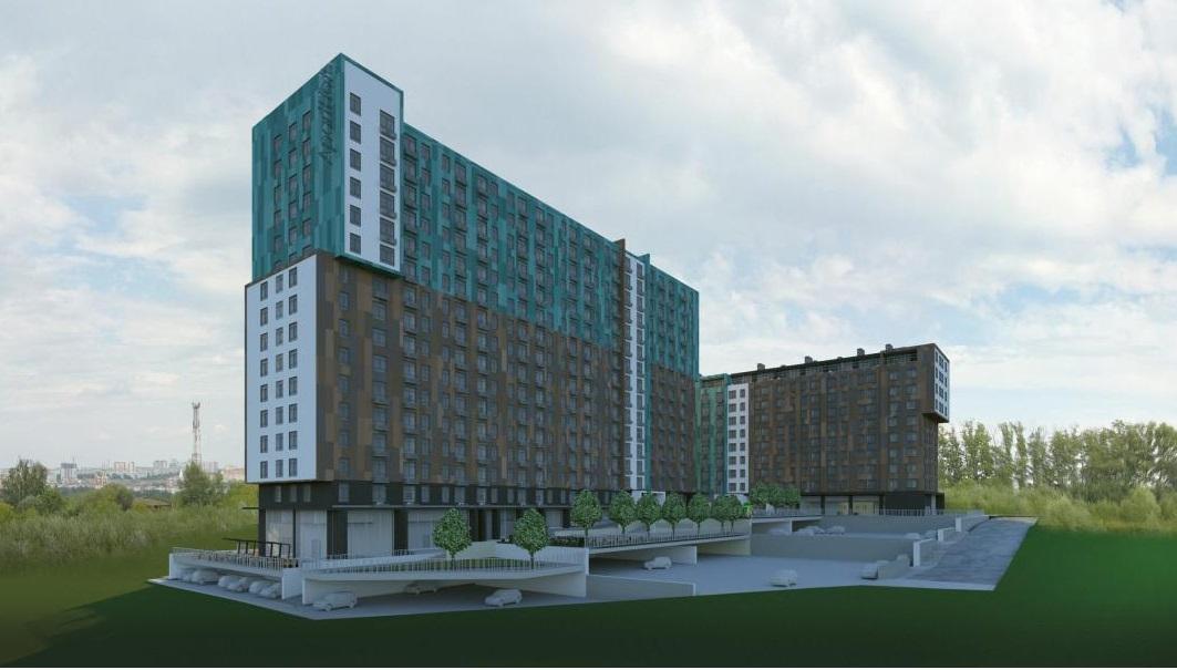 Апарт-отель могут построить в районе Кузнечихи в Нижнем Новгороде