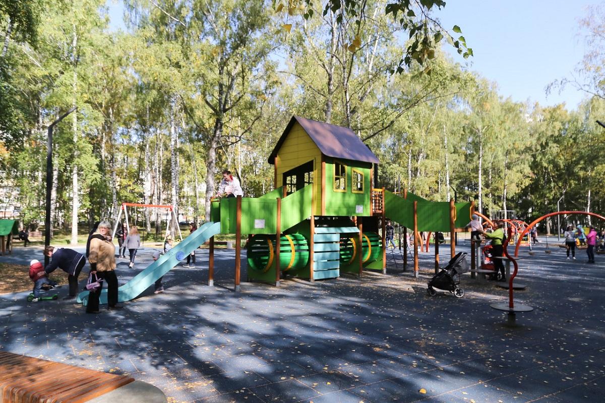 30 территорий благоустроят в Нижнем Новгороде по нацпроекту в 2022 году