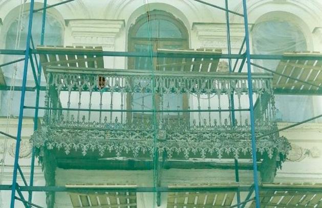 Реставрация музея им Н.А. Добролюбова выполнена на 80%
