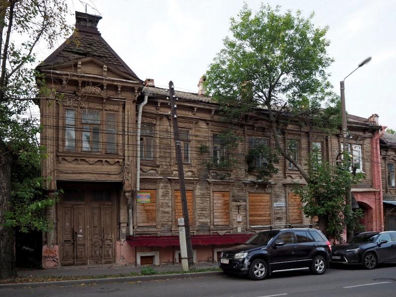 Депутаты одобрили предложения о передаче исторических зданий в собственность Нижегородской области
