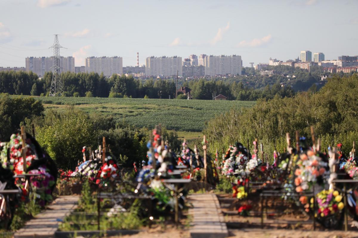 Проект о кладбищенских легендах Нижегородской области появится в регионе