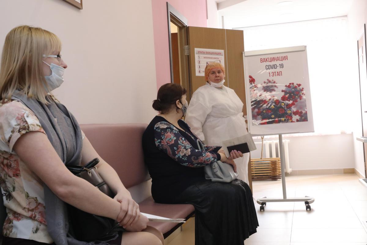 Уровень коллективного иммунитета к COVID-19 в Нижегородской области достиг 32%