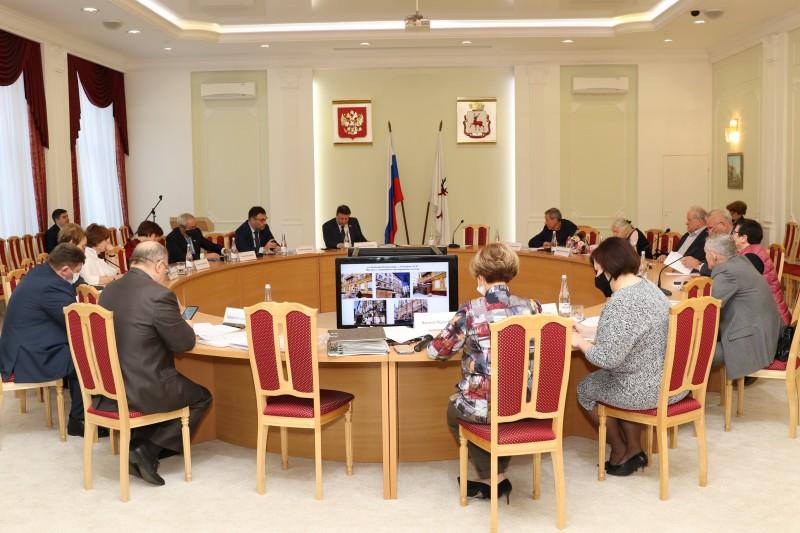 Алексей Меркурьев и Сергей Рогожкин вошли в состав Комитета по увековечению памяти в Нижнем Новгороде