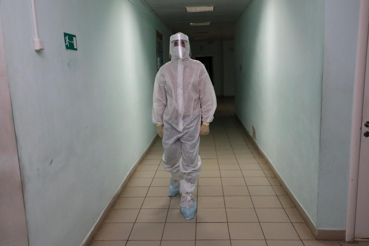 Максимум суточной смертности от COVID-19 зафиксирован в Нижегородской области