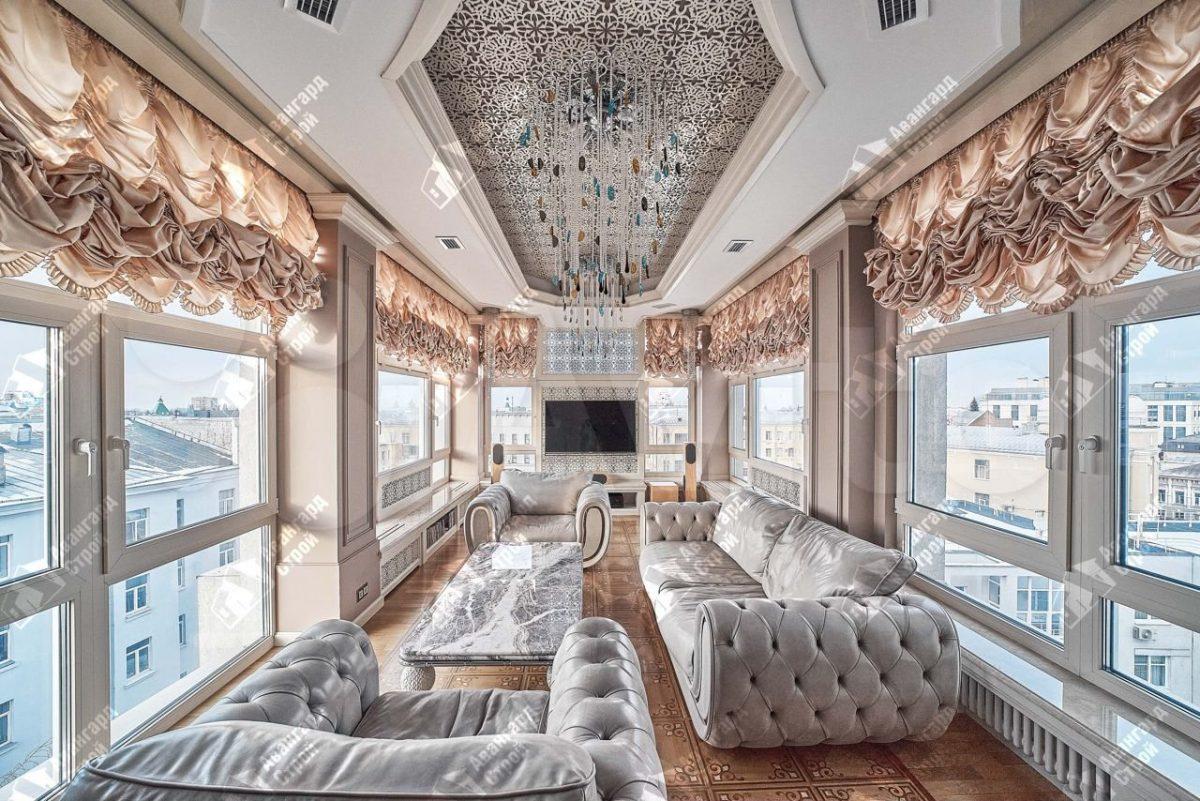 Эксклюзивная квартира в центре Нижнего Новгорода продается за 59 млн рублей