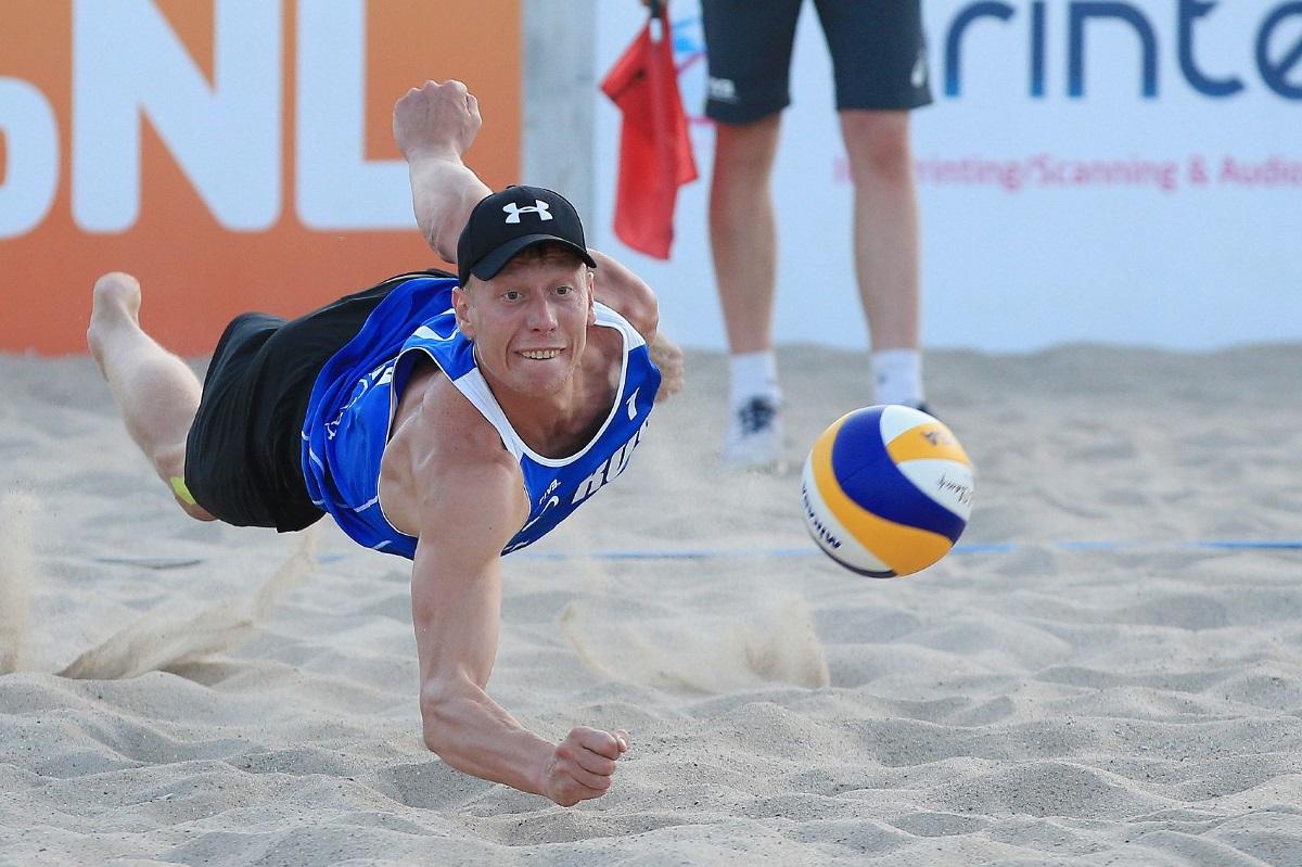 Нижегородец Никита Лямин стал чемпионом России по пляжному волейболу