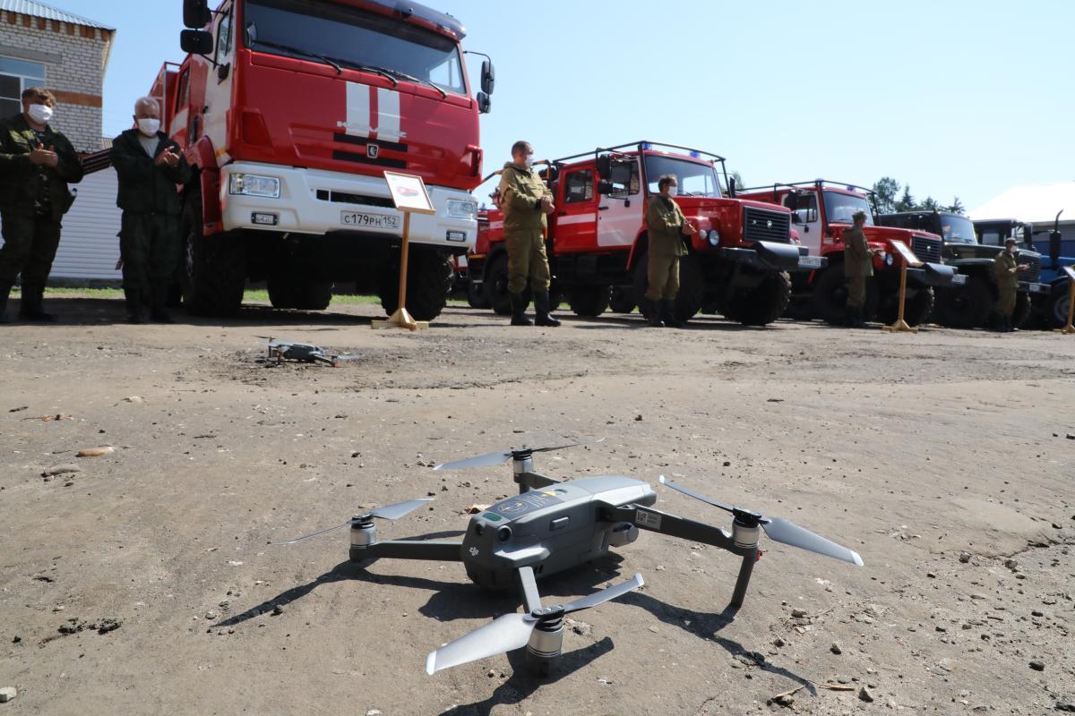 Лесопожарная обстановка вНижегородской области находится наособом контроле