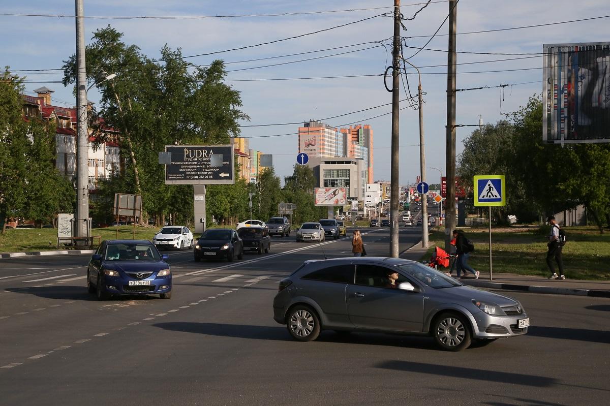 Пропускная способность Казанского шоссе увеличилась на 60% после появления дополнительных полос