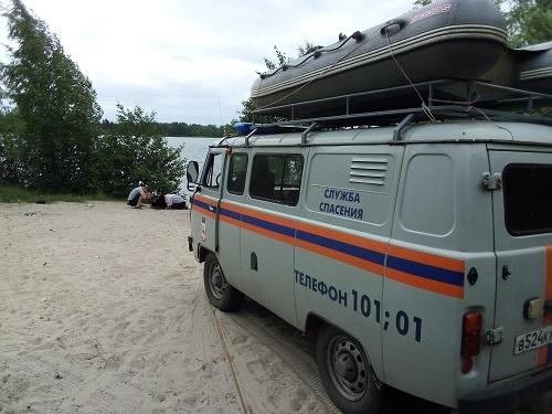 Мужчина утонул на третьем Щелоковском озере