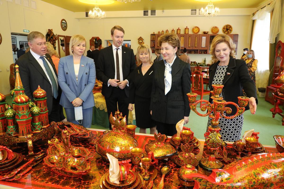 Нижний Новгород может стать местом проведения Международного форума креативных территорий