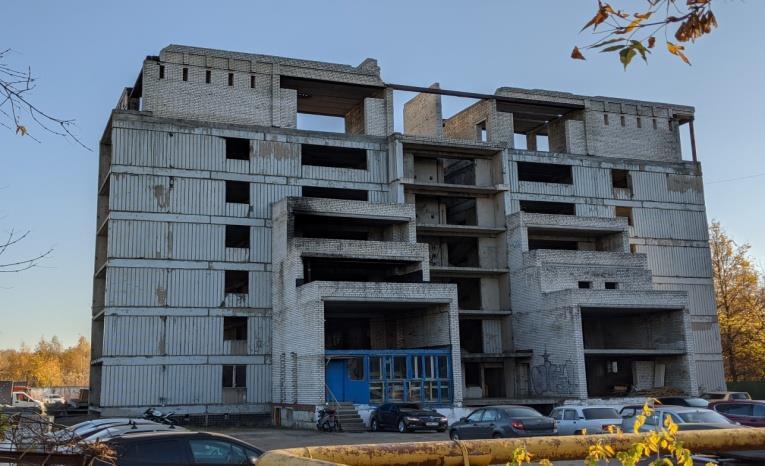 Нижнему Новгороду будет передан участок на Автозаводе под строительство дома для расселения аварийного жилья