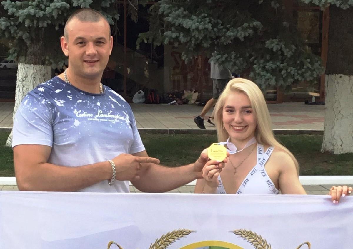 Студентка из Нижнего Новгорода выиграла золото в пауэрлифтинге на универсиаде вузов Минсельхоза России
