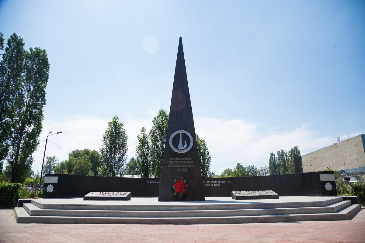 Мемориал рядом с заводом «РУМО» открыли после реконструкции