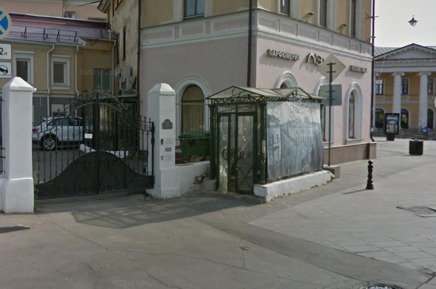 Общественный туалет на Большой Покровской откроют осенью