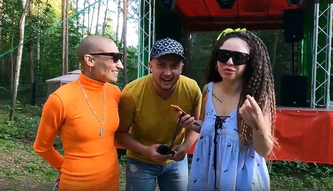 Нижегородский певец Олег Пикунов презентовал свою песню экс-солистке группы «Руки Вверх»