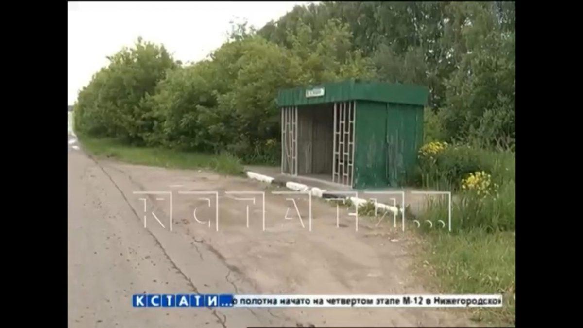 Мать выбросила грудного ребенка на остановке в Кстовском районе