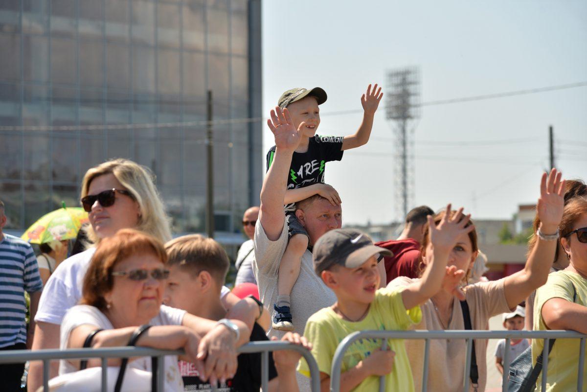 День России в Дзержинске отметят на семи площадках