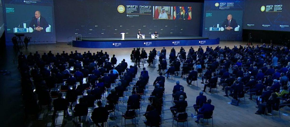 Владимир Путин отметил Нижегородскую область за привлечение инвесторов в период пандемии
