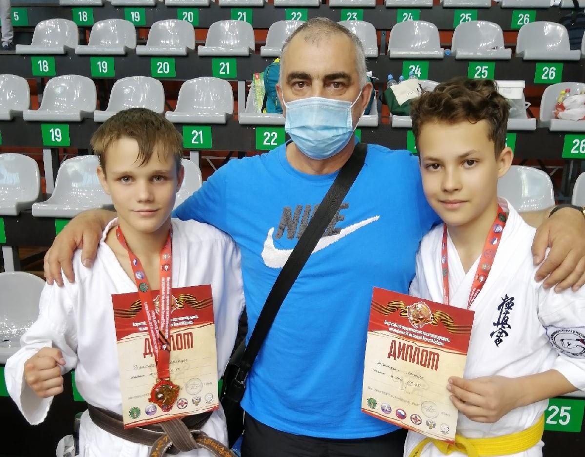 Нижегородские спортсмены завоевали 10 медалей на Всероссийских соревнованиях по всестилевому каратэ
