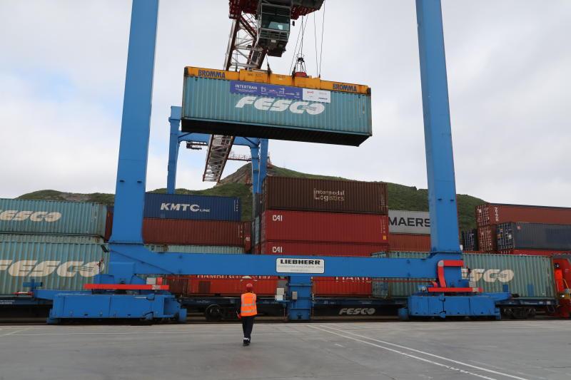 Погрузка на железной дороге в Нижегородской области выросла на 2,8%, до 5,4 млн тонн в январе-мае