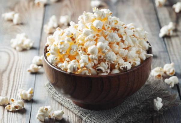 Ученые обнаружили антираковые свойства попкорна