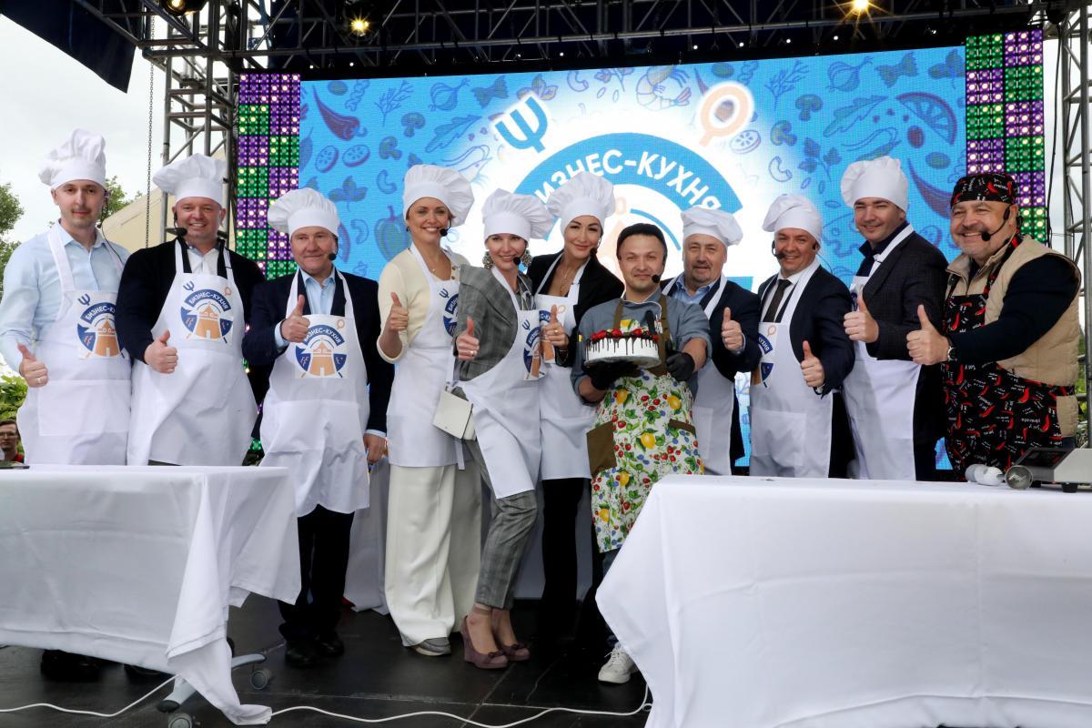 В Нижнем Новгороде наградили «Лучших предпринимателей года»