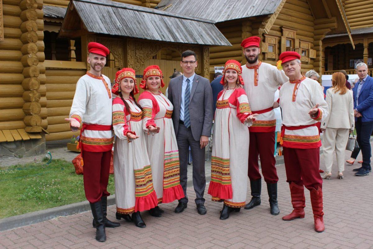 Городец впервые принимает участников Всероссийского конкурса мастеров иремесленников «Русь мастеровая»
