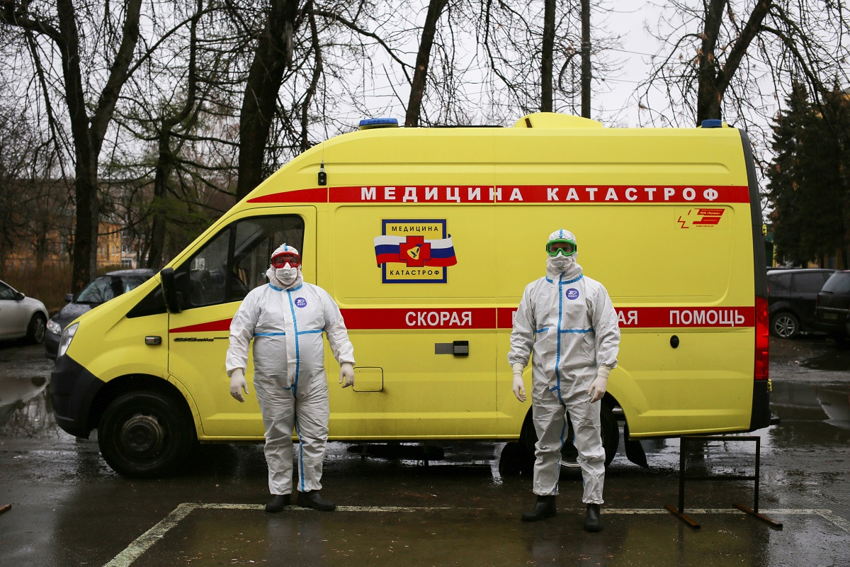 «Нам достаются самые сложные выезды»: фельдшер Центра медицины катастроф рассказал, как спасают человеческие жизни