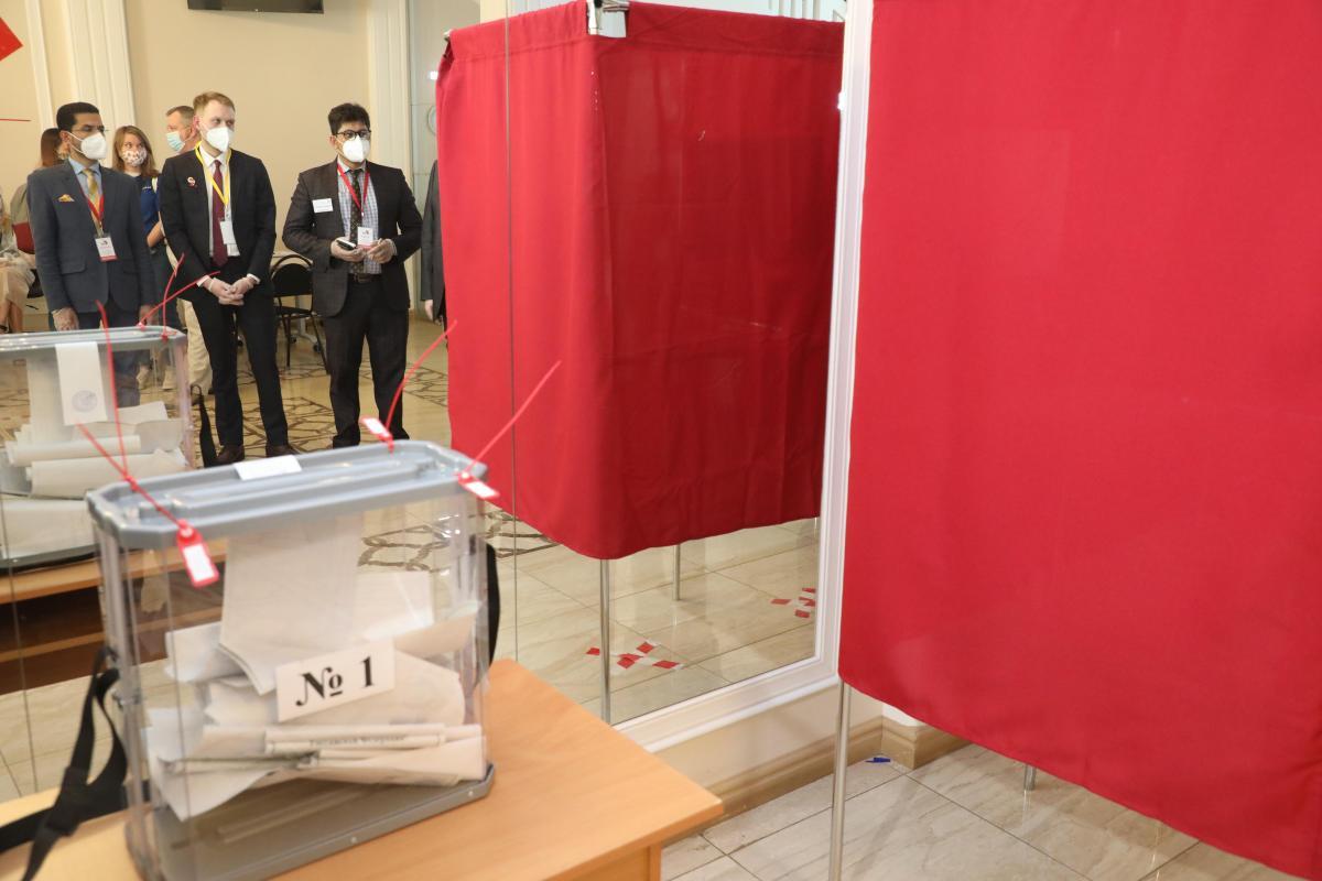 Систему наблюдения за выборами внедряют в Нижегородской области