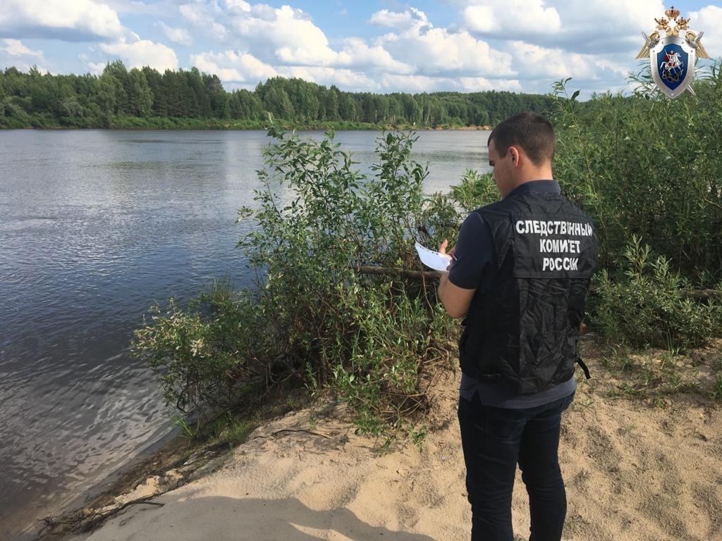 В СК возбудили проверку по факту гибели ребенка, которого унесло течением в Варнавинском районе
