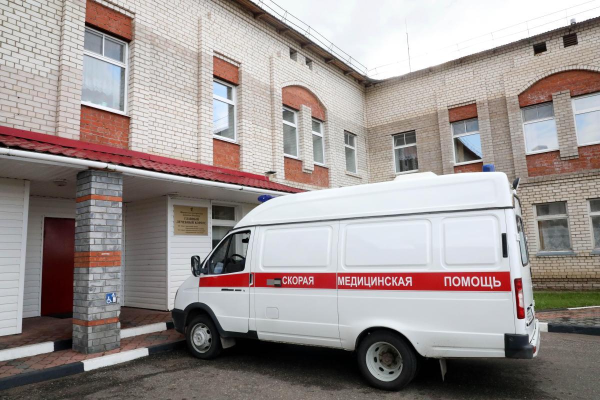 Пожарный умер на дежурстве в Нижегородской области