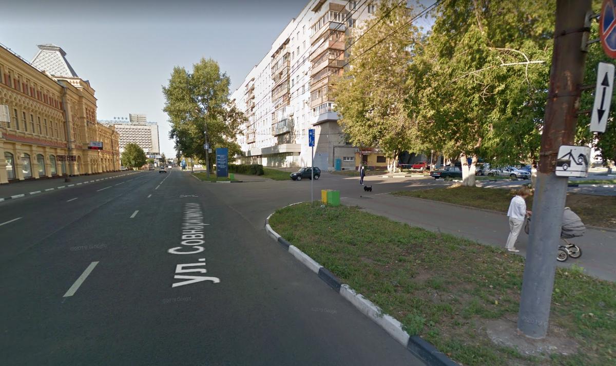 Улицу Совнаркомовскую частично перекроют из-за проведения федерального форума