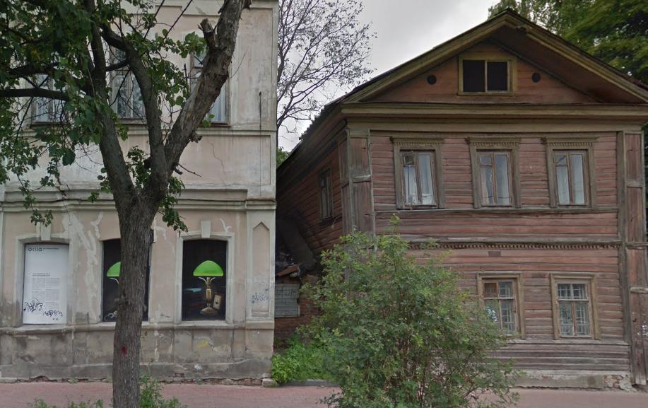 Из-за девяти аварийных домов в Нижнем Новгороде введен режим ЧС