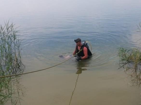 Еще один утонувший мужчина найден в Навашине