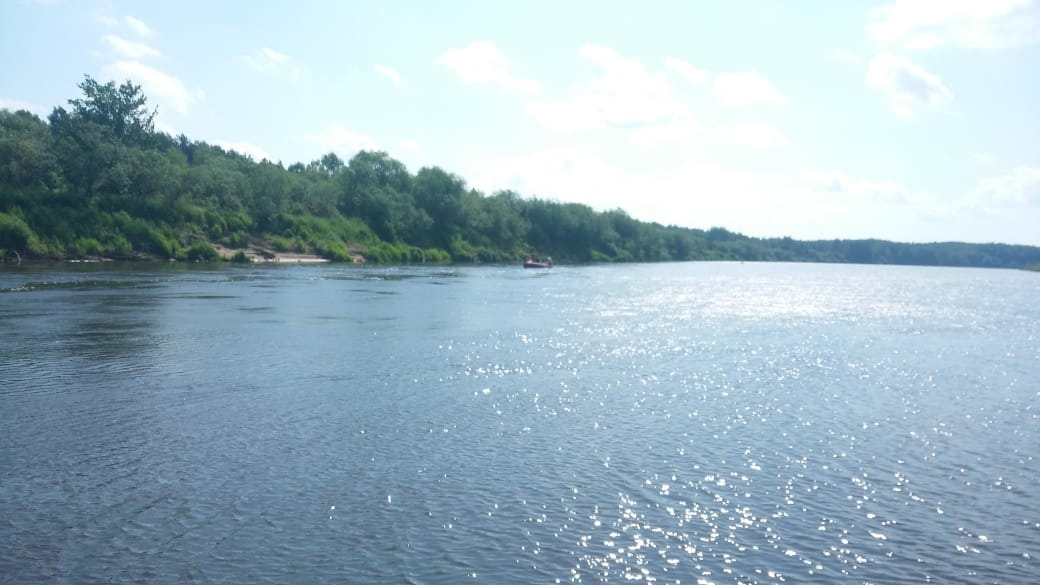 Молодой мужчина утонул на реке Яхте