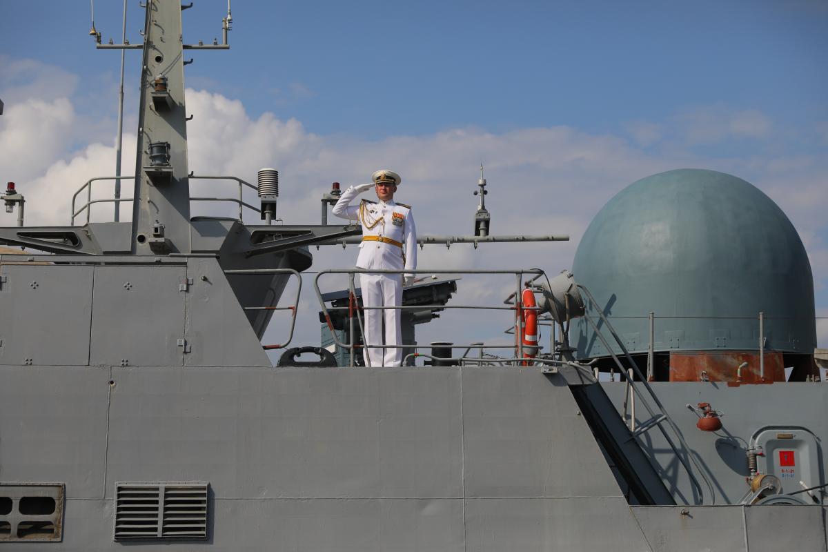 Нижегородские ветераны-моряки поздравили коллег с Северного флота