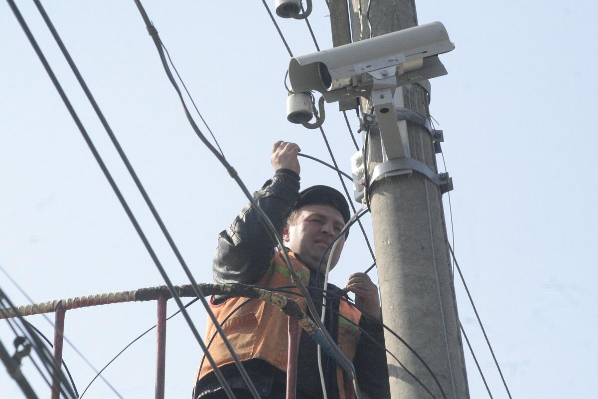 В 400 точках Нижнего Новгорода появятся видеокамеры