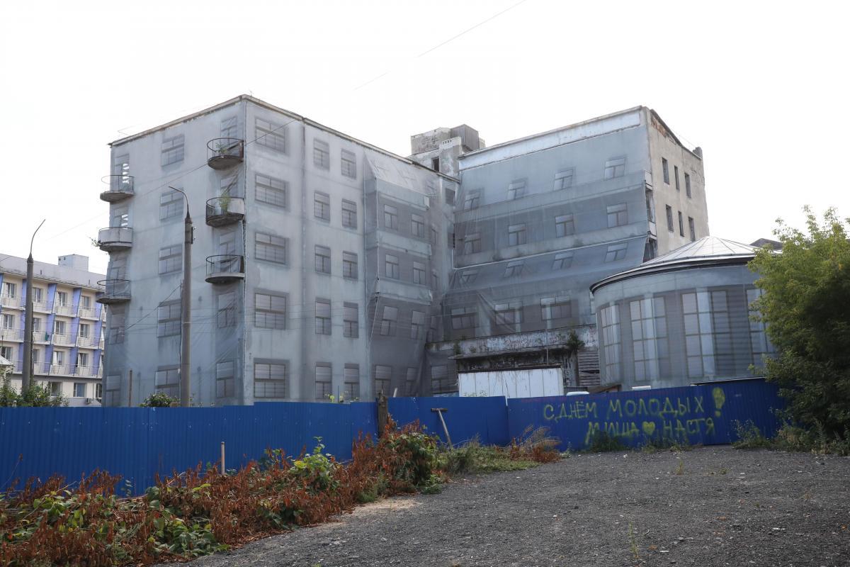 В коммуне остановка: знаменитый Дом чекиста в Нижнем Новгороде много лет ждёт реконструкции