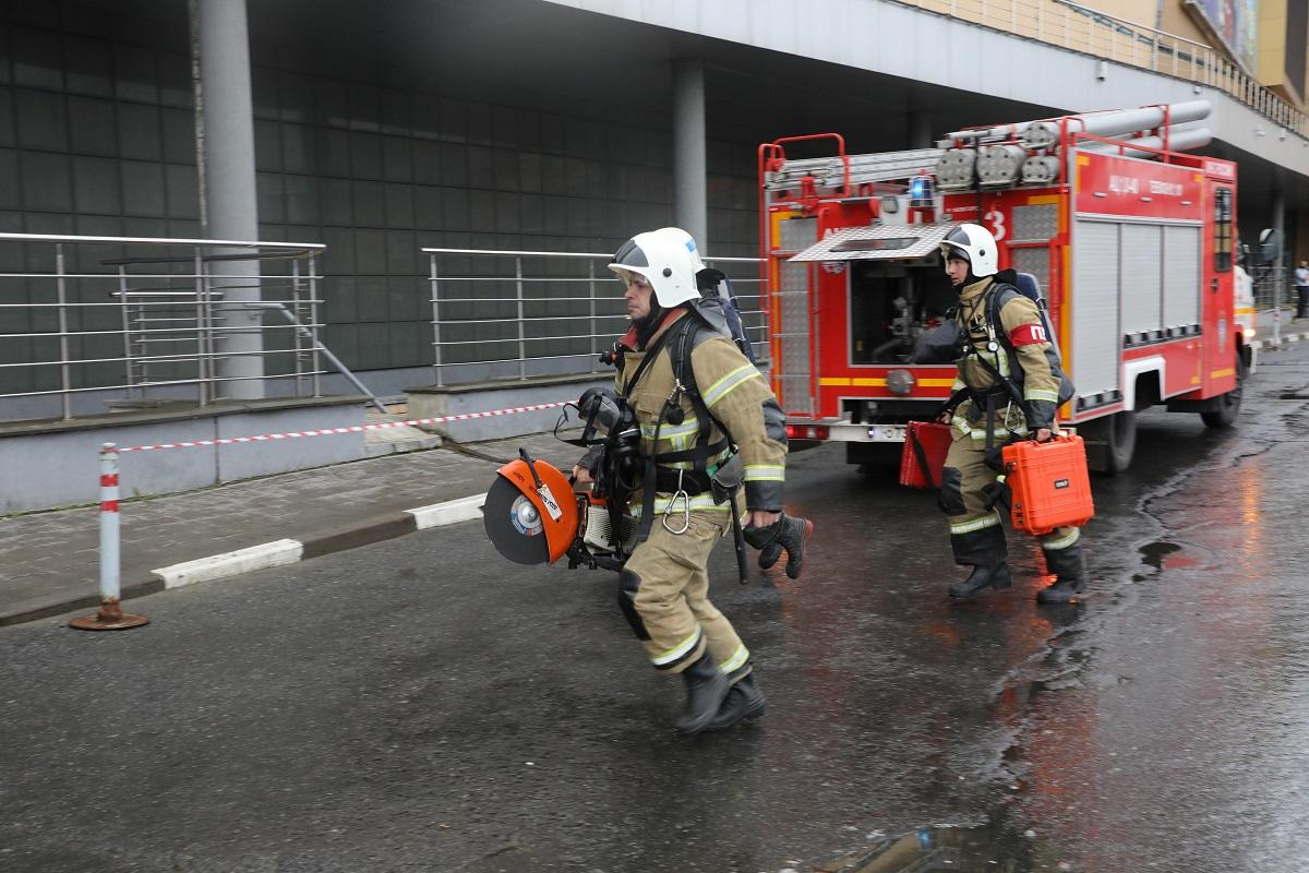 Более 120 единиц новой пожарной техники будет поставлено вНижегородскую область