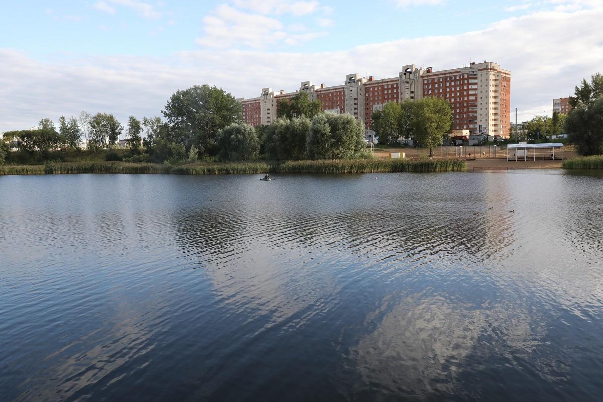 ВНижнем Новгороде определили подрядчика благоустройства территории уМещерского озера