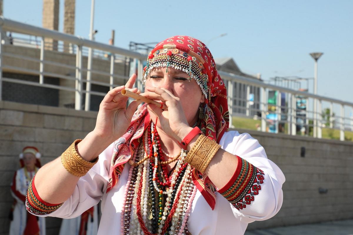 ВНижний Новгород прибыли участникиэтнокультурной экспедиции-фестиваля «Волга— река мира»