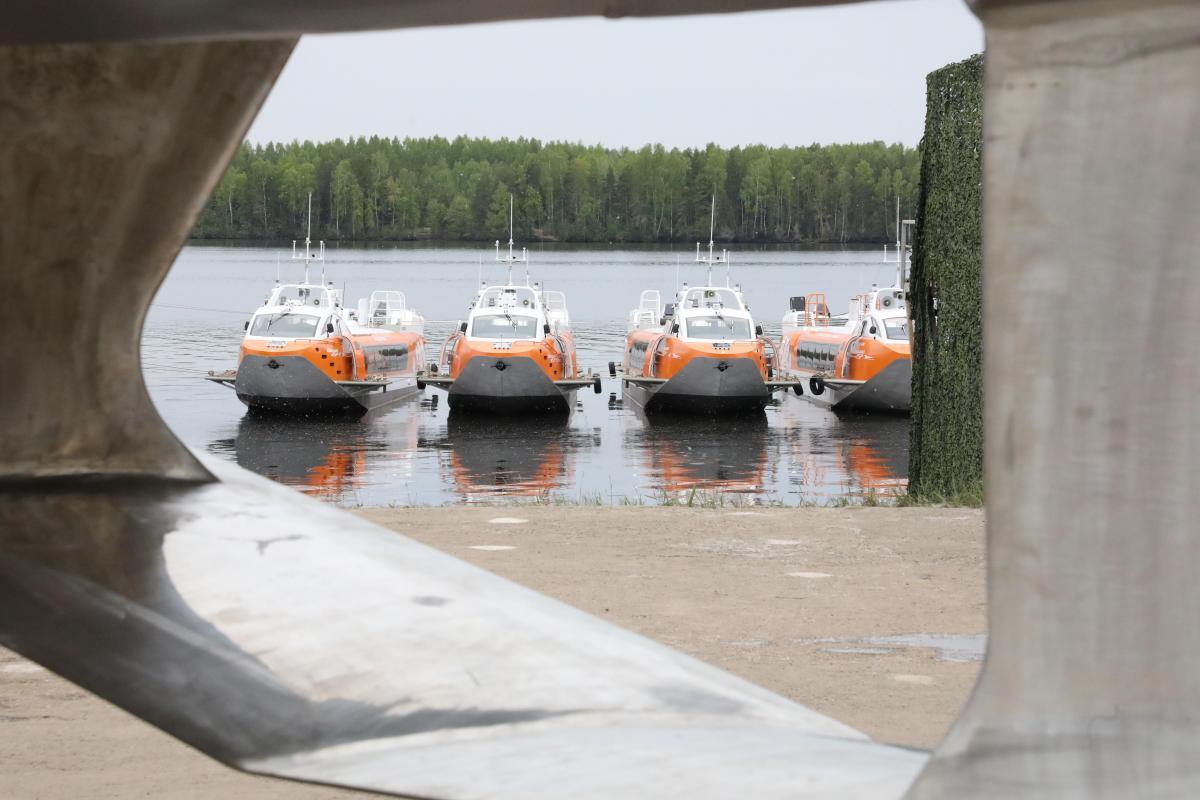 Новые маршруты «Валдая»: куда отправиться в путешествие на подводных крыльях