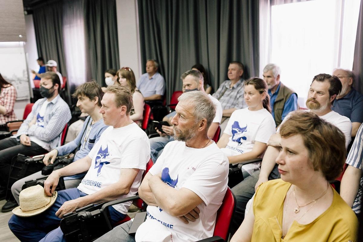 Первый международный скульптурный симпозиум «Вдохновение» начал работу вНижнем Новгороде