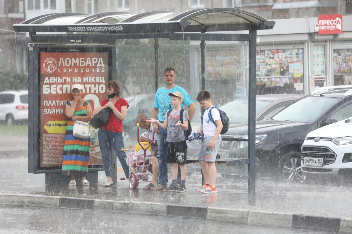 Более 15 тысяч семей Нижегородской области получило выплаты надетей от3 до7 лет поновым правилам