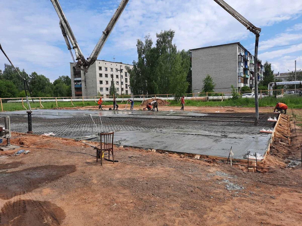 Поставки основного технологического оборудования для строящейся котельной в Чкаловске начнутся на следующей неделе