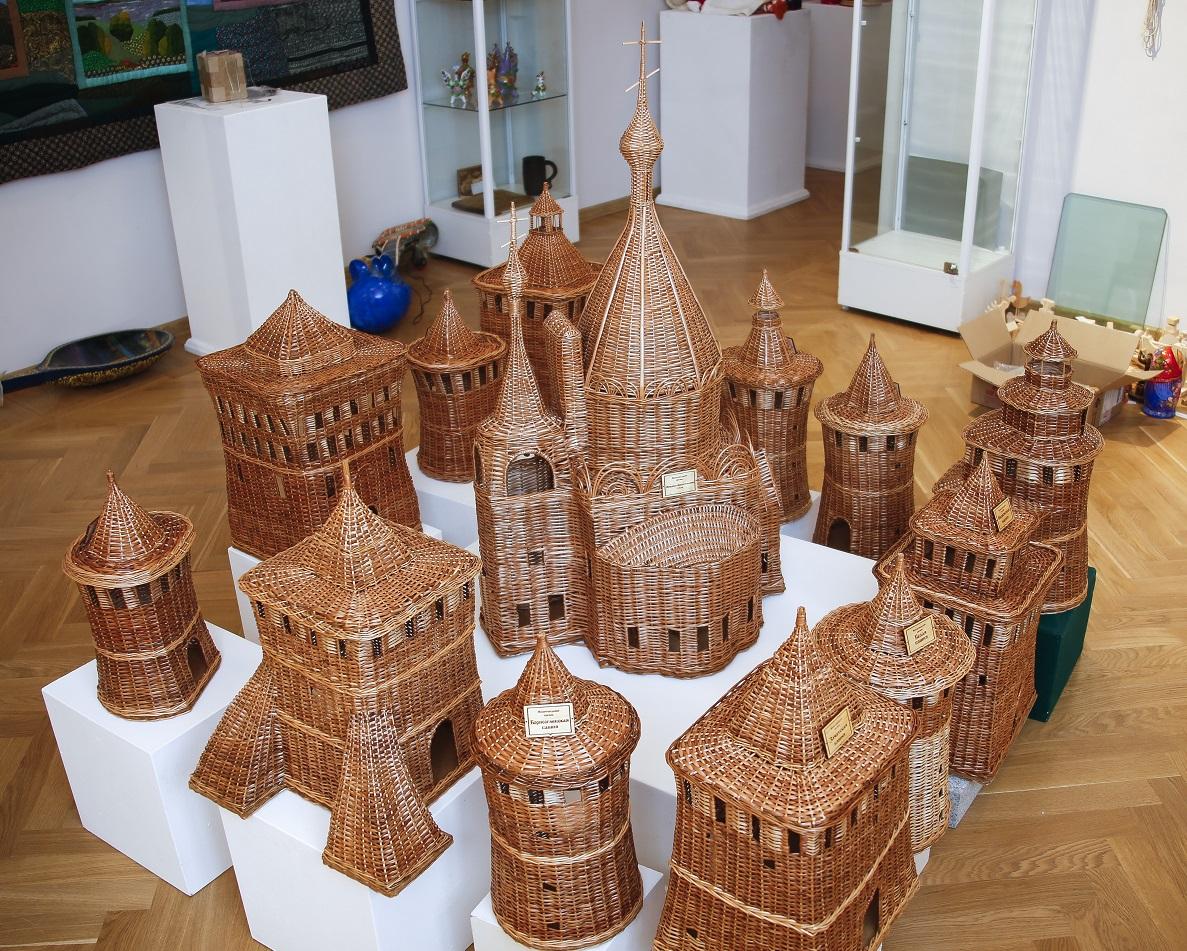 ВНижегородском художественном музее откроется выставка изделий НХП, посвященная юбилею города