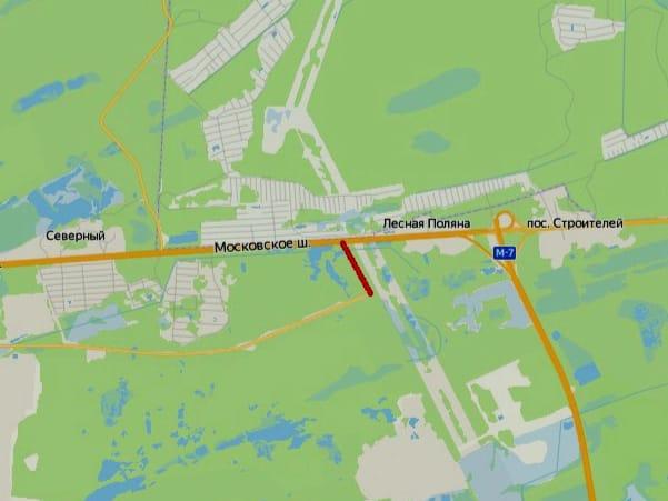 Участок от трассы М-7 «Волга» до автодороги к промышленному парку «Дзержинск — Восточный» будет отремонтирован