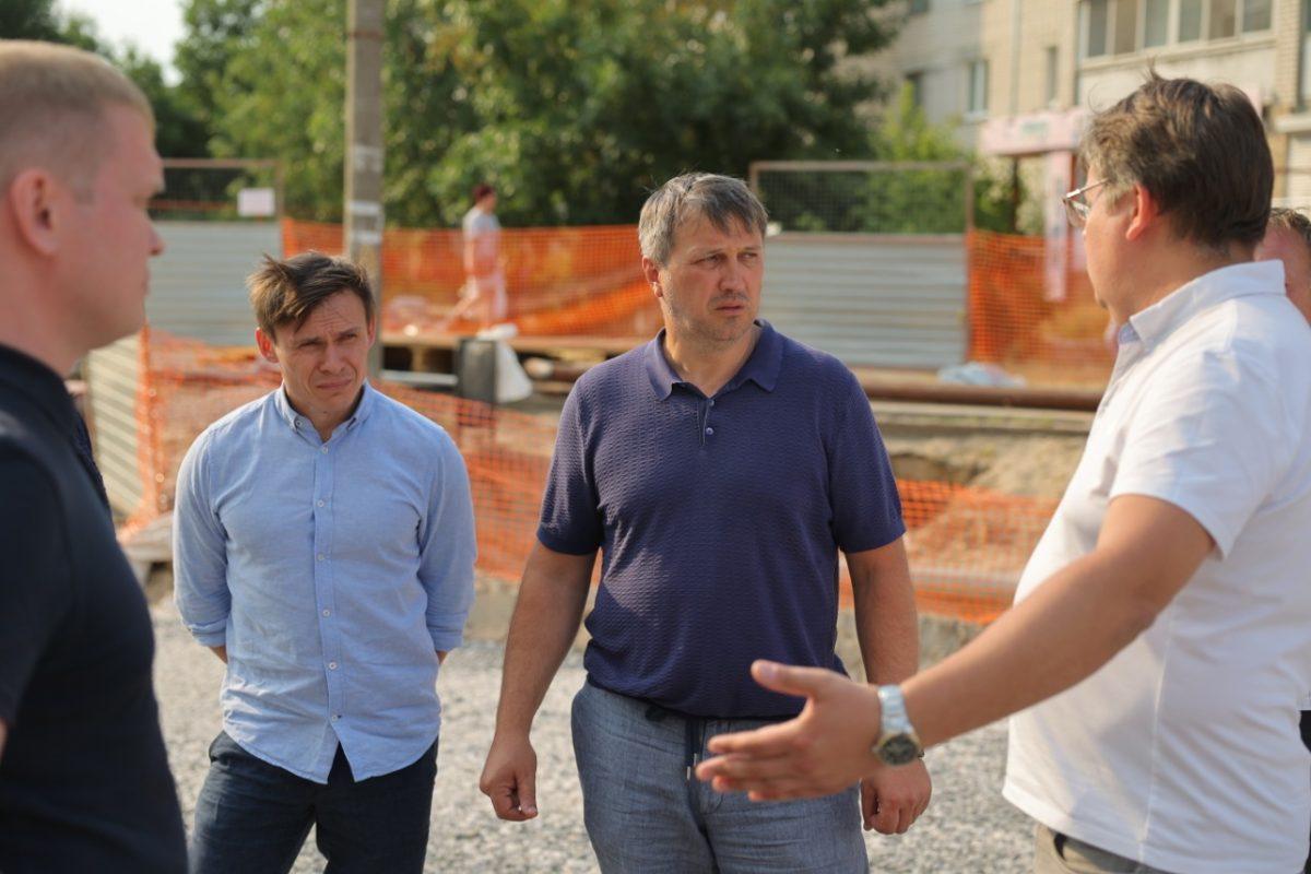 В Дзержинске проходит ремонт котельных и тепломагистралей